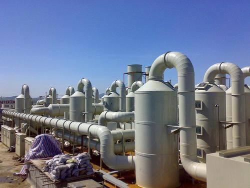 有机废气处理过程和方法